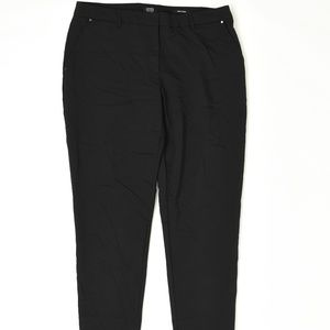 Jones New York Pants - Jones New York Regular 14 Black   Grace Ankle Cott
